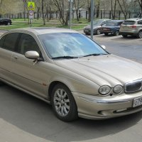 Jaguar X-type 2.5 :: Дмитрий Никитин