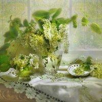 Душистого мая волнующий час... :: Валентина Колова