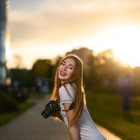 Yulya Goncharova :: Dmitry Medved