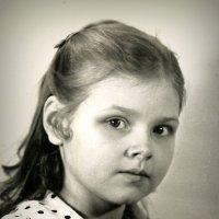Портрет дочери :: ВАЛЕРИЙ