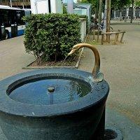 фонтанчик с питьевой водой :: Александр Корчемный