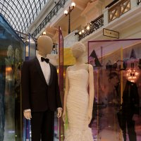 Жених и невеста ... :: Лариса Корженевская