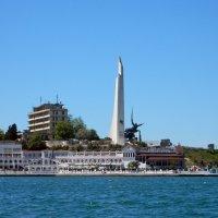 Севастополь - город воинской славы :: Алла Захарова