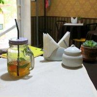 холодный зеленый чай :: Евгений Гузов