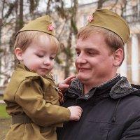 Отец и сын :: Наталья Кузнецова