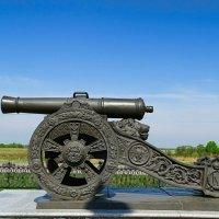 Французская трофейная пушка 1812г. :: Милешкин Владимир Алексеевич