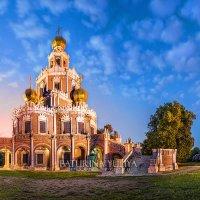 Такая разная Москва :: Юлия Батурина