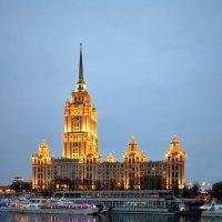 Гостиница Radisson Royal Hotel, Moscow :: Николай Бабухин