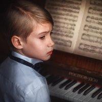 Детство музыканта :: Ekaterina Gl
