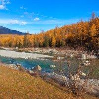 Осень в верховьях Иркута :: Анатолий Иргл