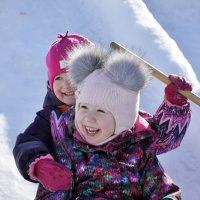 Хорошо зимой :: Алена Засовина
