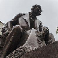 Москва. В.И.Ленин в представлении С.Д.Меркурова. :: Игорь Олегович Кравченко
