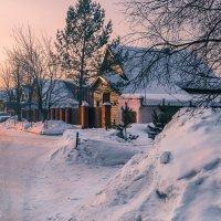 Зимний вечер :: alteragen Абанин Г.