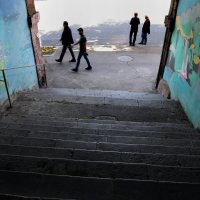 Ереван, где-то на Баграмяна :: Татьяна [Sumtime]