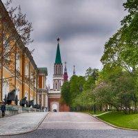 В Кремле :: Евгений Кривошеев