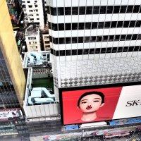 Поцелуй и высотки Гонконга :: Swetlana V