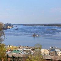 Нижний Новгород. Весна :: Наталья Булыгина (NMK)
