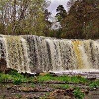 Водопад Кейла-Йоа весной :: Aida10