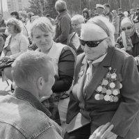 Живите долго, ветераны! :: Raduzka (Надежда Веркина)