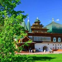 Царский дворец в Коломенском. :: Oleg4618 Шутченко