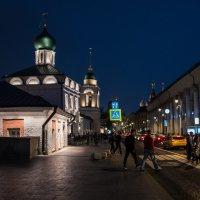 Улица Варварка. :: Владимир Безбородов