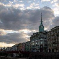 Вечер в центре СПб :: Даниил pri (DAROF@P) pri