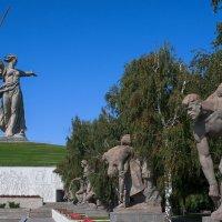 Мамаев курган :: Константин Сытник