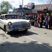 Парад ретро автомобилей :: Татьяна Смоляниченко