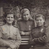 Когда окончилась война :: Natalia Harries
