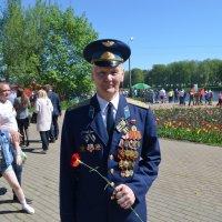 Великие Луки, 9 мая 2018 года, 5-й Бессмертный полк... :: Владимир Павлов