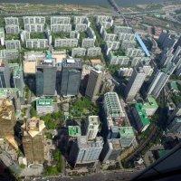 Улицы Сеула с высоты 486 метров :: Irina Shtukmaster