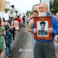 Бессмертный полк. Белгород. 9 мая, 2018 (2) :: Алла Григоренко