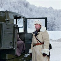 Садись, фотокор! Подвезём!!! :: Кай-8 (Ярослав) Забелин