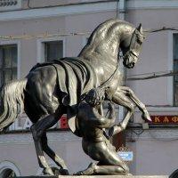 Михаил с конем :: Vlad Сергиевич