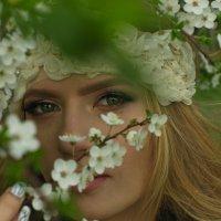 Девушка-весна :: Elena Zimma