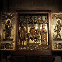триптих Страсбургского собора :: Александр Корчемный