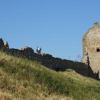 Генуэзская крепость (Феодосия) :: Анатолий Збрицкий