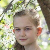 Цветущие сады :: Анастасия Грек