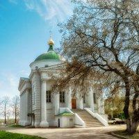 Ильинско-Тихоновская церковь :: Владимир Голиков