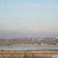 Вид на город. :: barsuk lesnoi