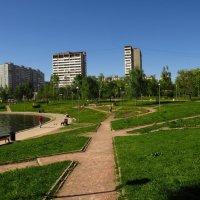 Но сегодня не тепло :: Андрей Лукьянов