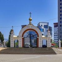 Сочи. Храм Святого Равноапостольного Великого князя Владимира :: Николай Николенко