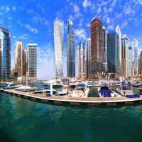 Dubai, Marina :: Вячеслав Ложкин