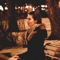 На улицах вечернего города :: Надежда Журавкова