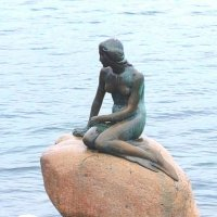 Памятник Русалочке: когда оживают сказки :: Сергей Беличев