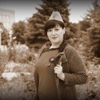 9 мая :: Ольга Оригана Ваганова