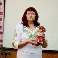 Олена Чайка - вишита лялька :: Степан Карачко