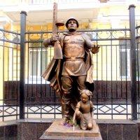 Памятник воинам-северокавказцам, участникам Великой Отечественной войны :: Нина Бутко