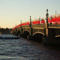 Троицкий мост :: Aнна Зарубина