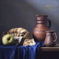 Хлеб и молоко :: Татьяна Карачкова